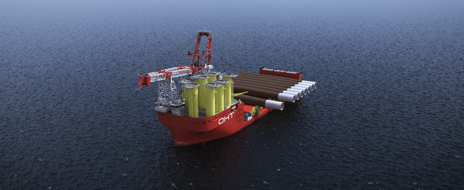 New Offshore Crane order for Offshore Wind