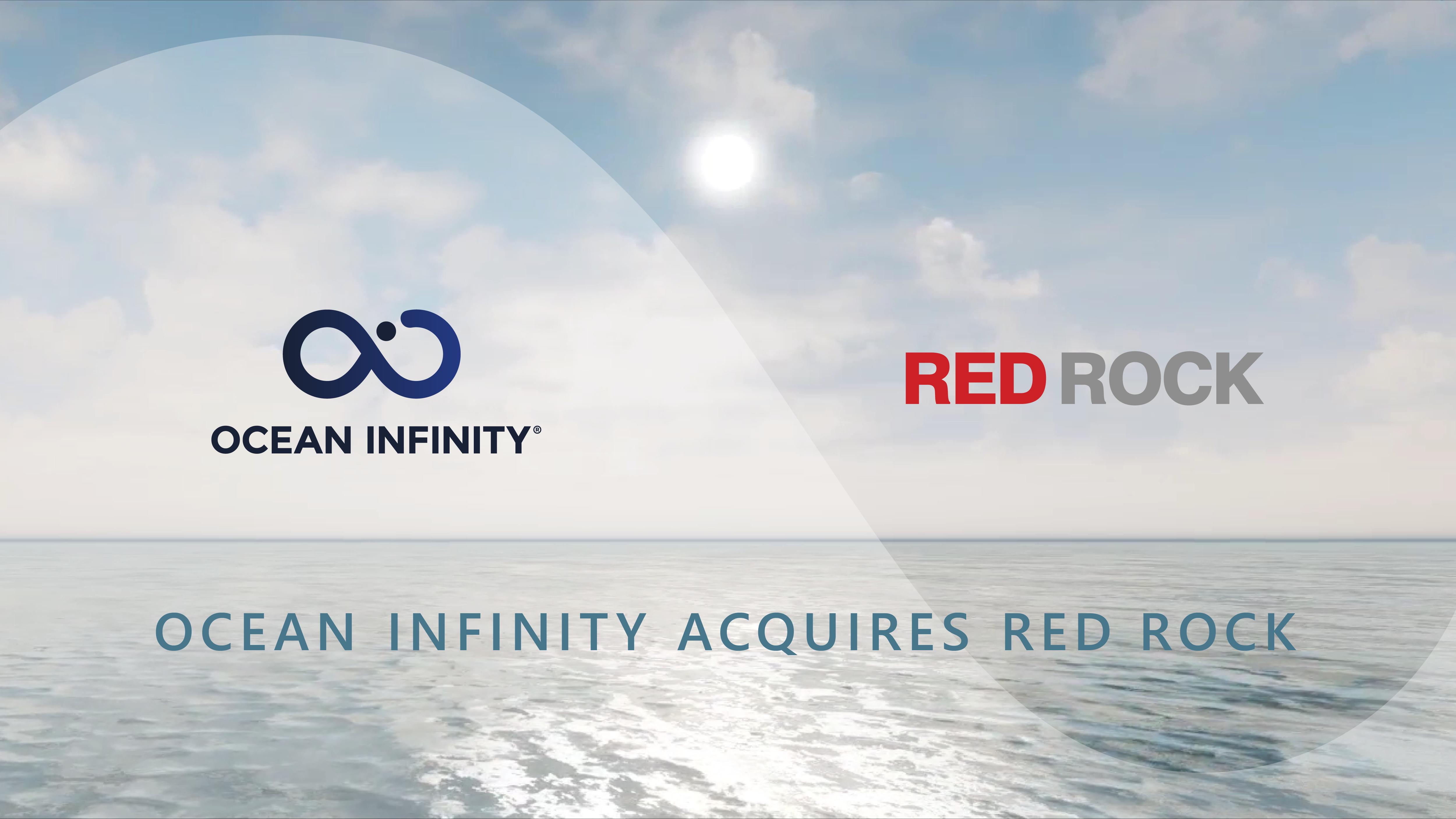 Ocean Infinity acquires Red Rock AS