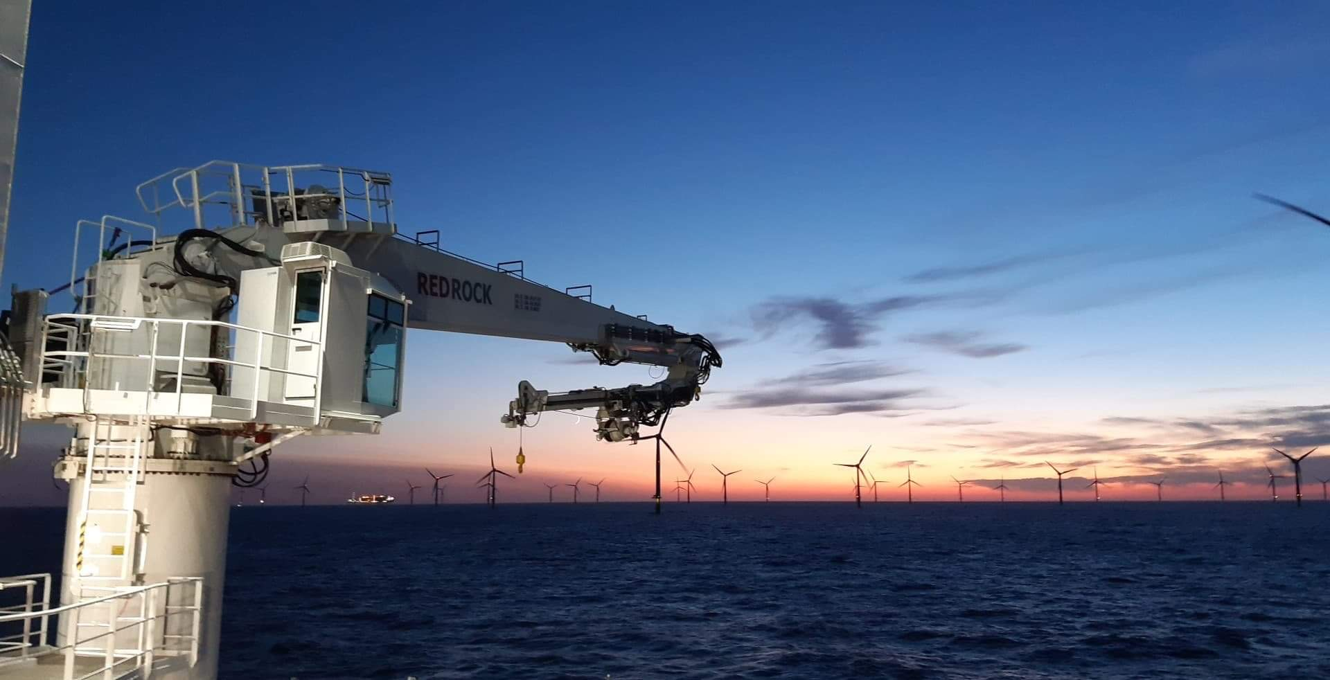 3D Compensation – Red Rock's New Deal to Offshore Wind